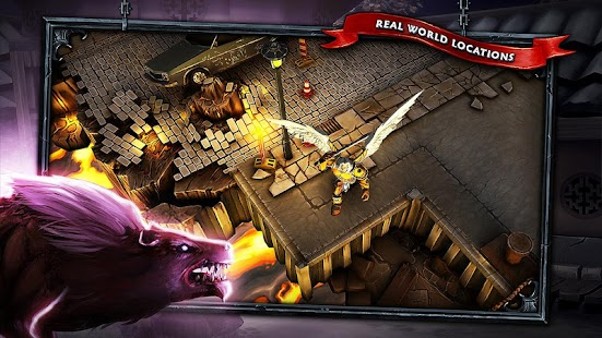 SoulCraft - Action RPG (free) - screenshot thumbnail