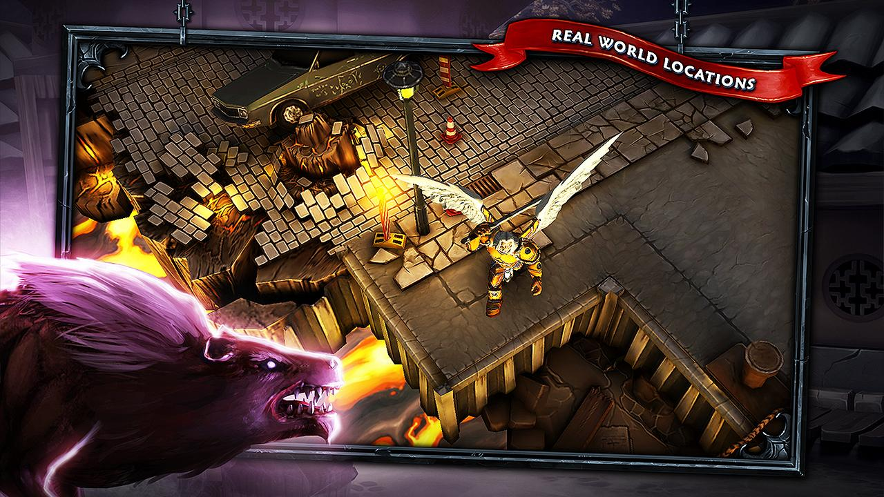 fun free rpg games for android