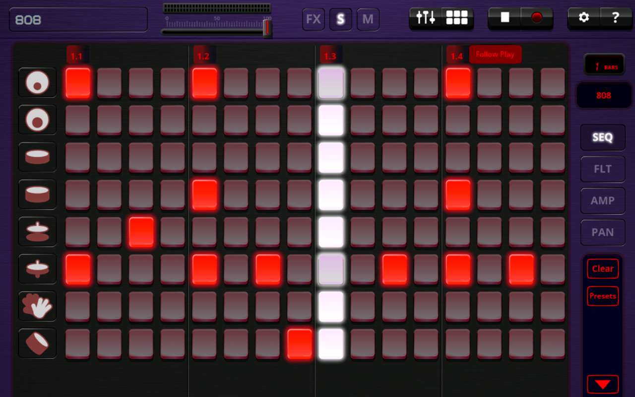 Oscilab Pro - Groovebox & MIDI- screenshot