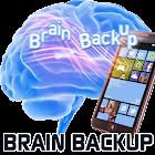 BRAIN BACKUP Free icon
