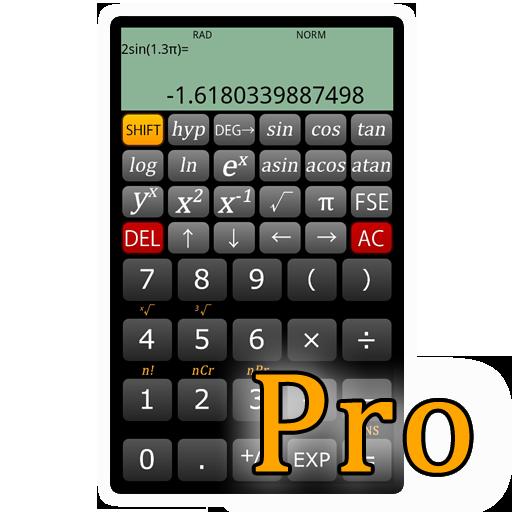 関数電卓 Allcalc Pro 工具 LOGO-玩APPs