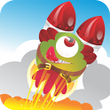 Monster Doodle Jump icon