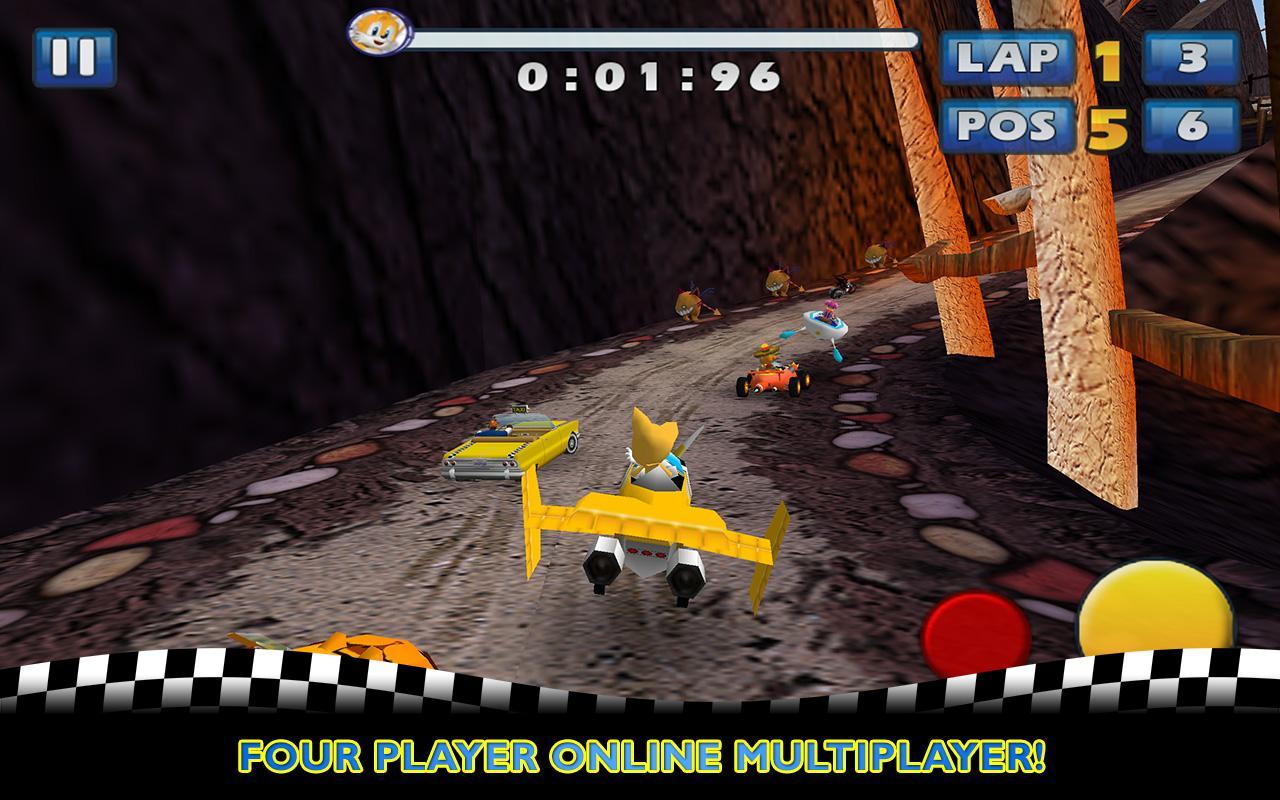 Sonic & SEGA All-Stars Racing screenshot #5