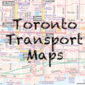 Toronto Transport Maps