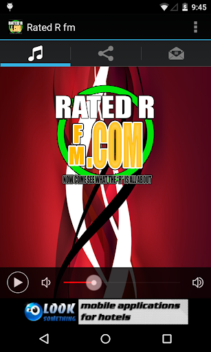 Rated R fm