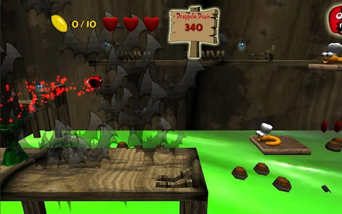 Apple Avengers Free Platformer- screenshot thumbnail