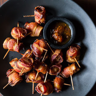 The Elegant Hors D'Oeuvre'S Bacon-Wrapped Water Chestnuts Recipe