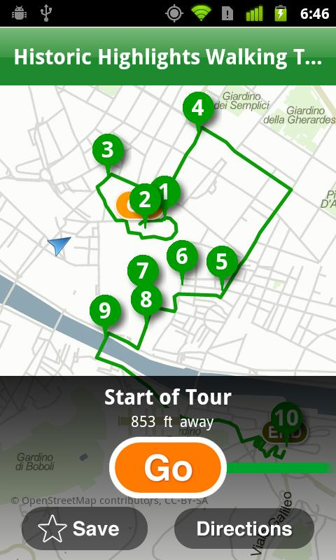 Florence City Guide screenshot #6