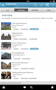 Amsterdam Travel Guide Triposo - screenshot thumbnail