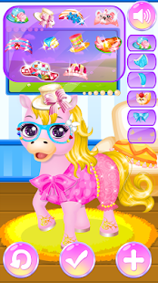 Little Pony Care- screenshot thumbnail