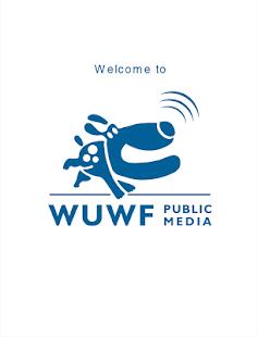 WUWF Public Radio App - screenshot thumbnail