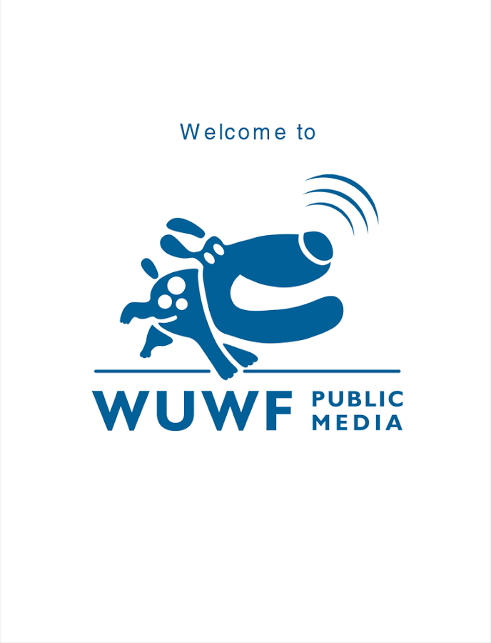WUWF Public Radio App- screenshot