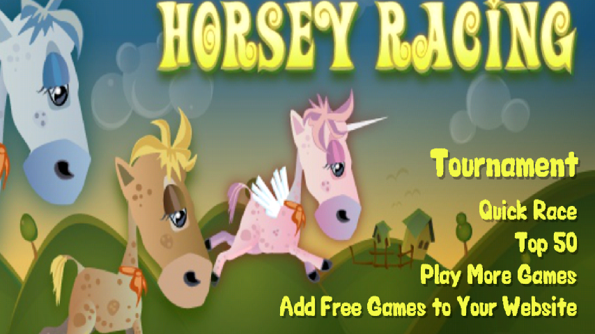 Horse Racing - screenshot