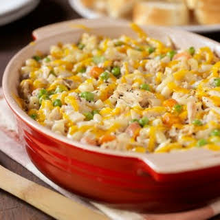 Tuna Casserole With Peas And Carrots Recipes.