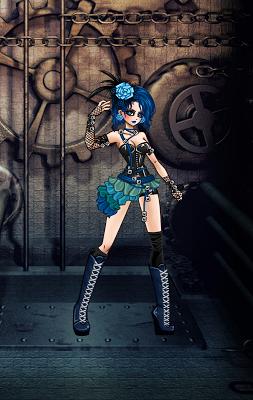 Fashion Dress Up - screenshot