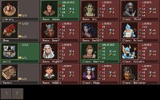 Screenshot of ShardWars Dungeons
