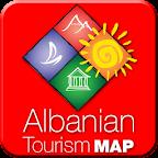 Albanian Tourism Map