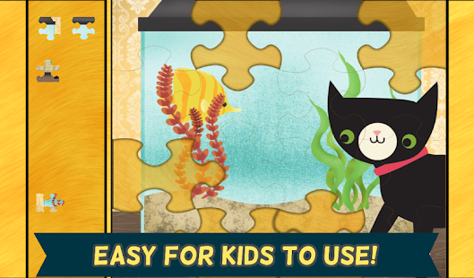 Pet Games for Kids- Puzzles- screenshot thumbnail