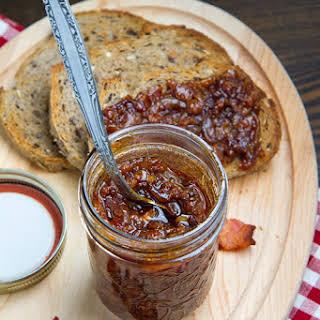 Maple Bourbon Bacon Jam.