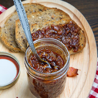 Maple Bourbon Bacon Jam.