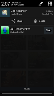Digital Call Recorder Pro- screenshot thumbnail