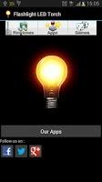 Screenshot of Flashlight LED Torch