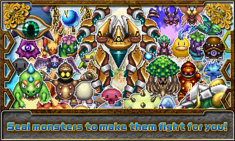 RPG Seven Sacred Beasts- screenshot