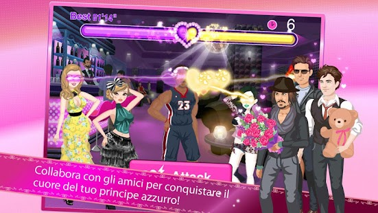 Ragazza SuperStar - screenshot thumbnail