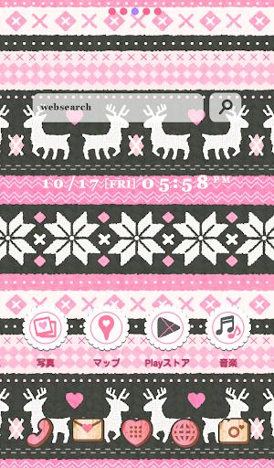 可愛換裝桌布★Nordic pattern
