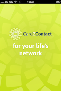 Card2Contact - screenshot thumbnail