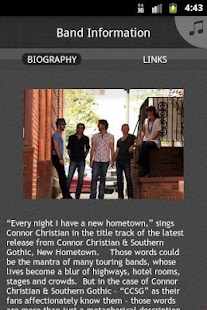 Connor Christian & Southern Go - screenshot thumbnail