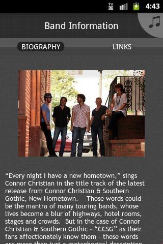 Connor Christian & Southern Go - screenshot