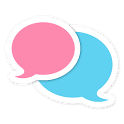 chatroid (random chat) icon