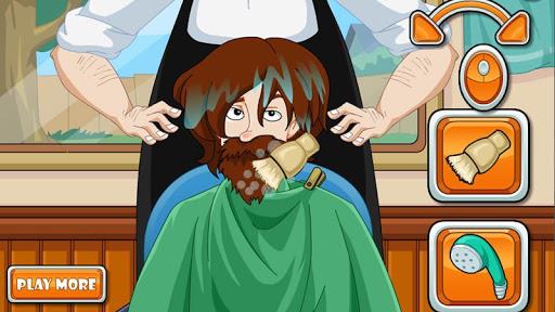 理髮沙龍遊戲