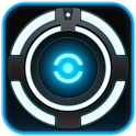 Brightness Level Disc icon