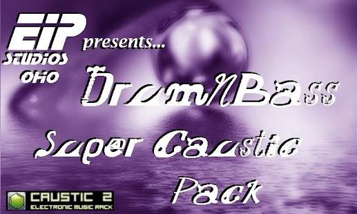 DrumNBass Super Caustic Pack