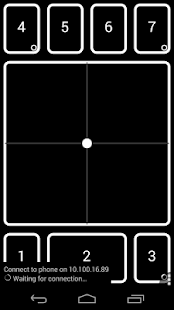 DroidPad: PC Joystick & mouse- screenshot thumbnail