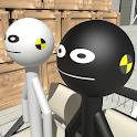 Stickman Crash Testing ① icon