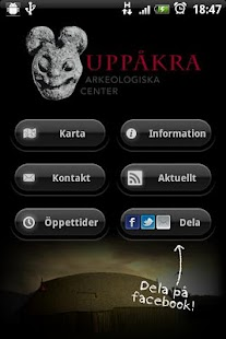 Uppåkra - screenshot thumbnail