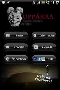 Uppåkra - screenshot thumbnail