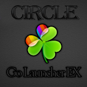 Go Launcher EX theme Circle