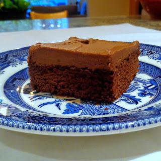 Eyes Wide Shut Irish Cream and Cocoa Brownies