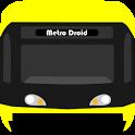 Metro Droid (São Paulo) icon