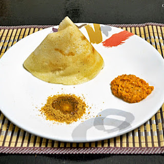 South Indian breakfast trail#7-Dosai platter