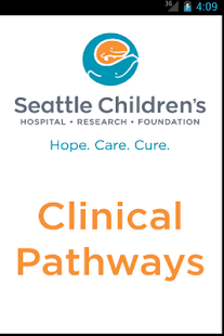 Pediatric Clinical Pathways
