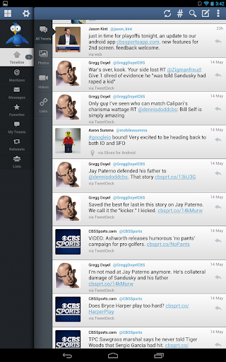 TweetCaster Pro for Twitter for Android - Latest Version 9 2 6