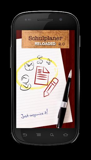 Schoolplanner Reloaded