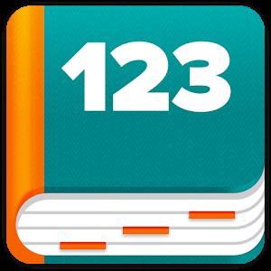 Courses123 - language learning icon