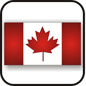 Canadian Flag doo-dad