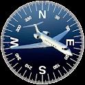 Aviation Waypoint Navigation icon
